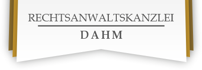 Rechtsanwaltskanzlei Dahm und Kollegen